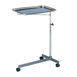 SS Tray Mayos Instrument Trolley