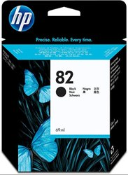 Hp 82 69 - Ml Black Disign Jet Ink Cartridge(CH565A)