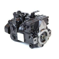 Cat424b Hydraulic Pump Service