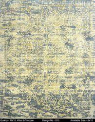 Hand Knotted Modern Design Rug