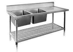 Sinks Table