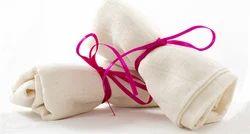Natural Cotton Yarn Made Muslin Face Cloths