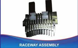 Raceway Assembly