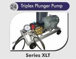 High Pressure Hydro Testing Pump