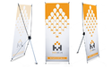 X Banners Standees