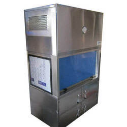 Reverse Laminar Air Flow Booth