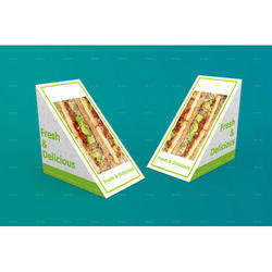 Sandwich Packaging Box