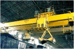 Grabbing Crane