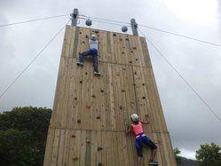Vertical Climbing Tower