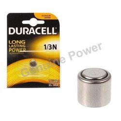 Duracell 1/3N Lithium Coin Cell Batteries