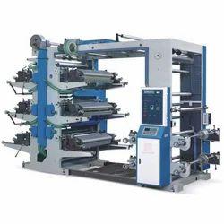 Flexo Graphic Printing Machine