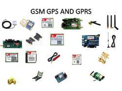 GSM & GPRS-GPS Modules , Antennas And Accessories
