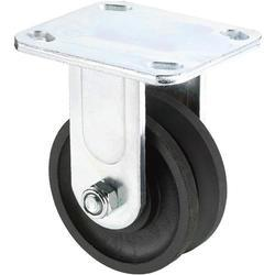 Grooved Casters