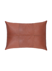 Leather Cushion Cover for bed