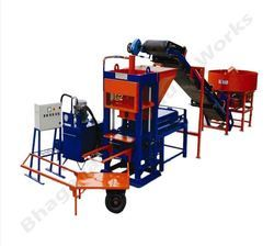 Fully Automatic Block Making Plant