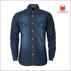 Men's Denim T-shirt