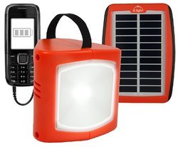 D.Light S300 Solar Light And Mobile Charger