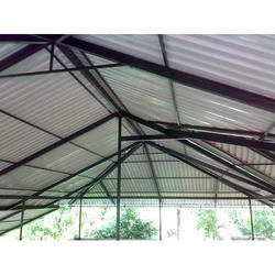 Factory Roofing Shed