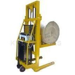 Electric Paper Reel Stacker