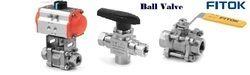 Ball Valves-Instrumentation