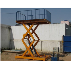 Railings Scissors Lift