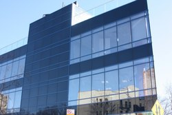 Glazing Glass Elevation Work