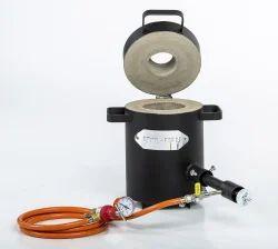 Portable Aluminum Melting Furnace