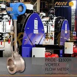Thermic Fluid Flow Meter