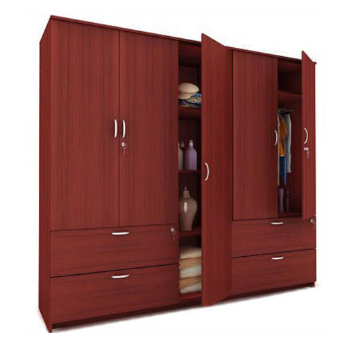 Aluminium Modular Kitchen At Rs 1100 Square Feet: Designer Wooden Almirah Manufacturer