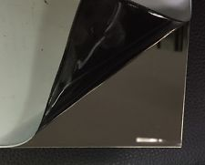 Stainless Steel Black Mirror Sheets