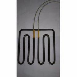 Double M Type Heater