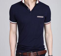 Polo Neck Designer Shirt