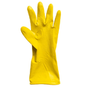 PVC Unlined Hand Gloves- 12