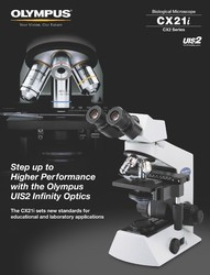 CX-21i Olympus Binocular Microscope