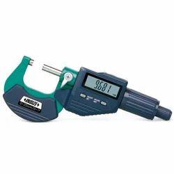 Digital outside Micrometers