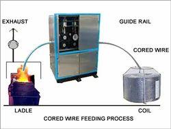 Metallurgy Cored Wire Injection Machine