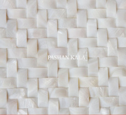 Mother of Pearl Decorative Tile