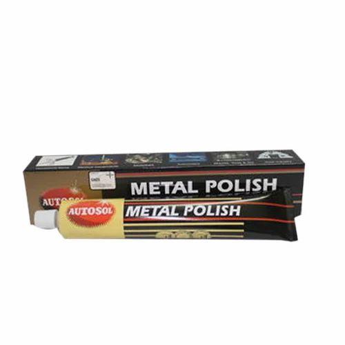 metal polish 75gms autosol metal polish retail trader. Black Bedroom Furniture Sets. Home Design Ideas