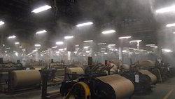 Weaving Misting System