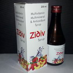 Multivitamin Multimineral And Antioxidant Syrup