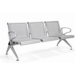 Airport Heavy Visitor Waiting Chair