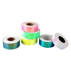 Fluorescent Hulla Hoop Decoration Tapes