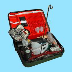 Emergency Kit With Ventilator