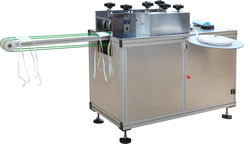 Tie Fixing Machine For Face Mask