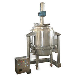 Agitated Nutsche Filter Dryer
