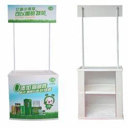Promotional Advertisement Desk