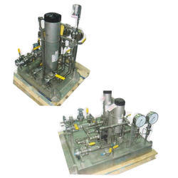 Gas Driven Chemical Transfer Pump Skids