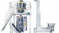 Multi Head Packing Machines with Z Conveyor