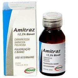 Amitraz ( Ectoparasiticide )