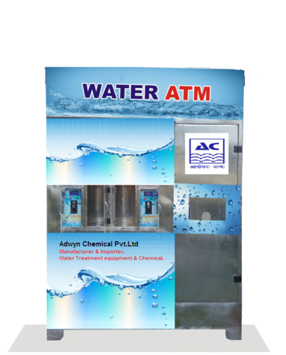 Water Vending Machines With Ro Plants Atm Based Ro Plant